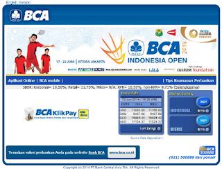 Cara Jika Lupa User ID Dan PIN Internet Banking KlikBCA