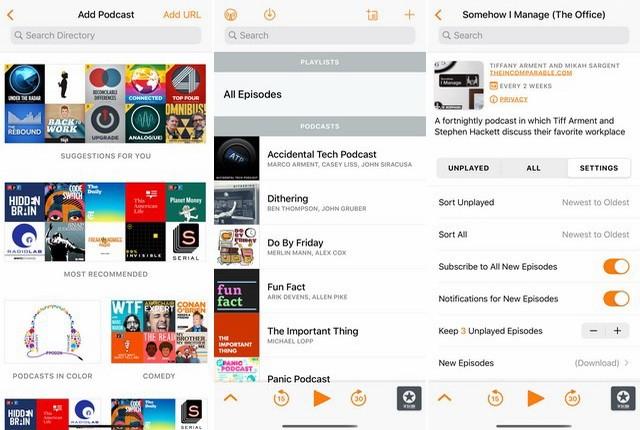 أفضل تطبيقات Apple CarPlay للايفون
