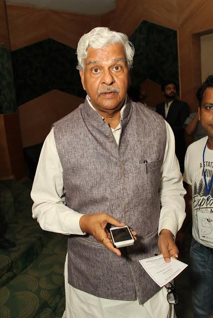 Former Minister Shri Prakash Jaiswal