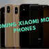 Upcoming Xiaomi Mobile Phones 2020