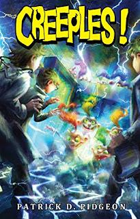 Creeples! - children's fantasy by Patrick Pidgeon - book promotion sites