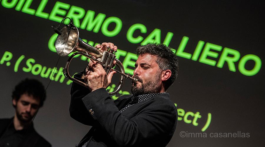 Guillermo Calliero amb Martín Laportilla, Auditori Vinseum, Vilafranca del Penedès, 5-maig-2018