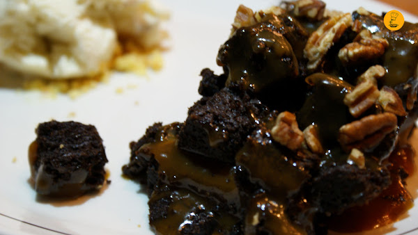 Brownie (6€) Cafetería HD Madrid