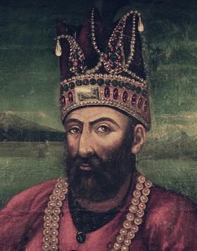 Nader Shah Painting