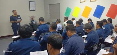 koordinasi keamanan jemputan karyawan pabrik di kawasan Bekasi 5