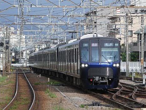 【ダイヤ改正で新設!】20000系 通勤急行 横浜行き