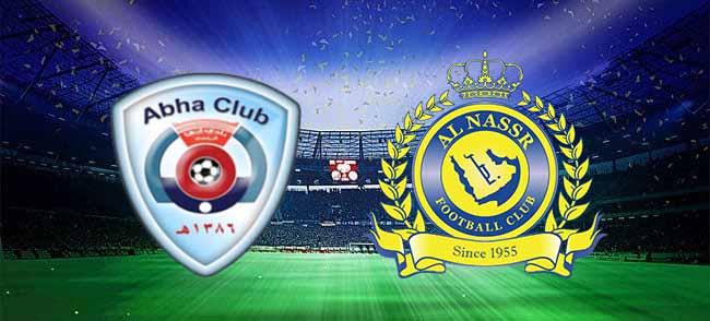 مشاهدة مباراة النصر وأبها بث مباشر اليوم 10-8-2020
