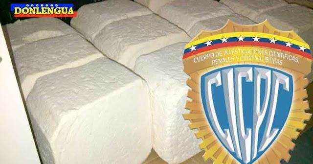 12 funcionarios del CICPC se robaron 36 cestas de queso en Acarigua