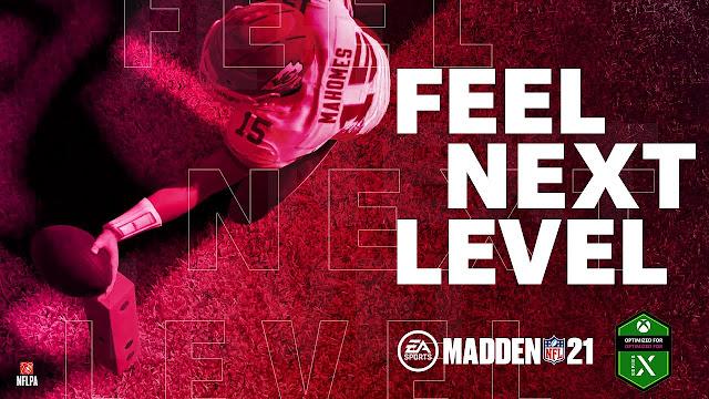 Parceria renovada! - NFL e EA ficarão juntas por mais 6 anos.