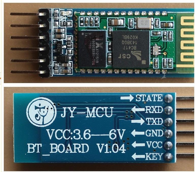 DICA: Comandos AT no módulo bluetooth HC-05 - Arduinovação