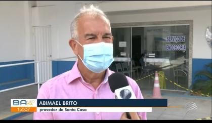 Um impasse entre a Secretaria Municipal de Saúde e a Santa Casa de Misericórdia de Vitória da Conquista poderá desativar leitos direcionados para pacientes