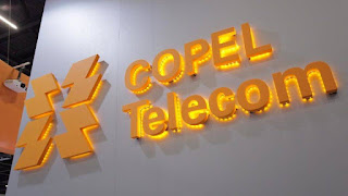 Copel Telecom Speed test