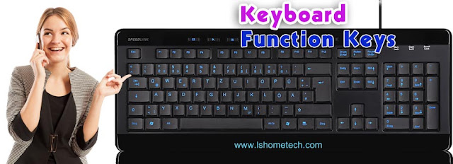 Keyboard Function Buttons