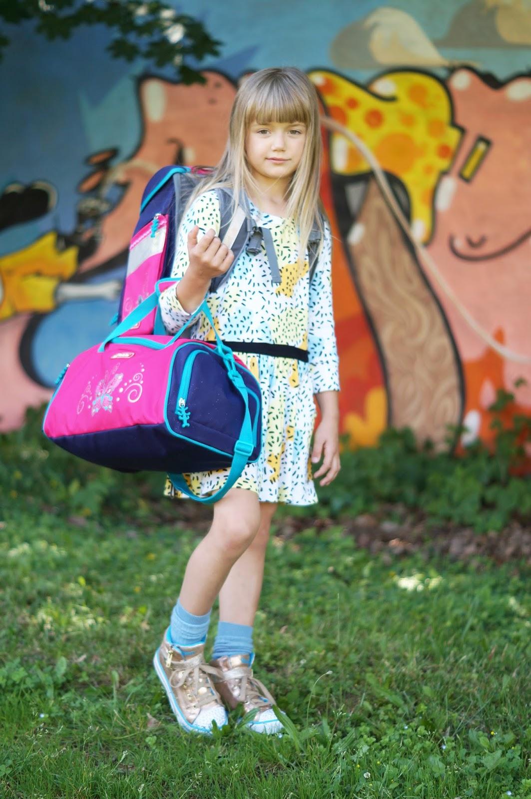 025472e0a0595 Step by Step i Coocazoo czyli jaki jest idealny plecak do szkoły ...