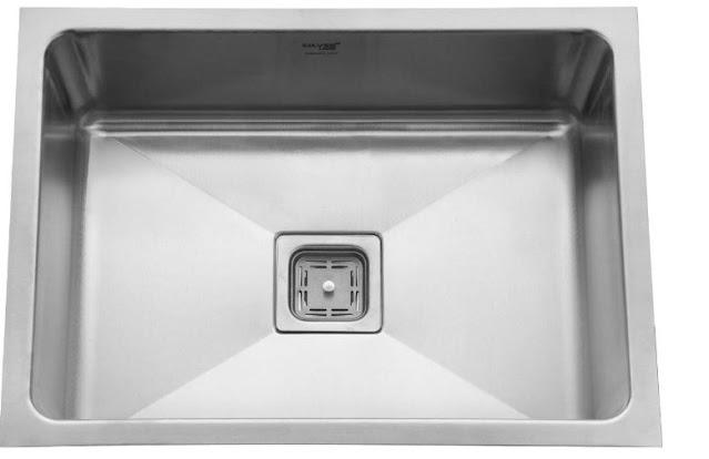 SILVERLINE Kitchen Sink