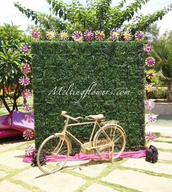 dekorasi photobooth pernikahan terbaru