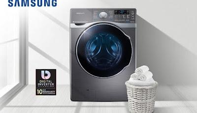 """غسالات الملابس من """"سامسونج إلكترونيكس""""، نظافة فائقة بتكنولوجيا حديثة ومبتكرة"""