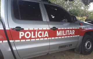 Mãe é presa acusada por maus-tratos e ameaças contra os filhos, em Alagoinha