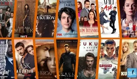 index of Turkish Tv series