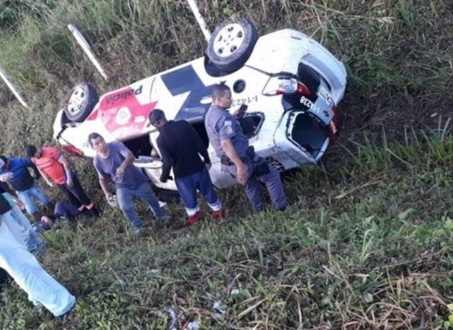 Criança morre atropelada em acidente envolvendo viatura da PM em Cajati