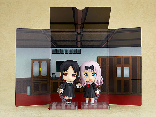 Figuras: Nendoroid Chika Fujiwara de Kaguya-sama: Love is War - Good Smile Company