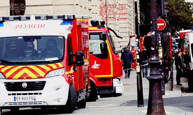 فرنسا مقتل 4 من أفراد الشرطة في عملية الطعن التي جرت داخل مقر الشرطة في باريس