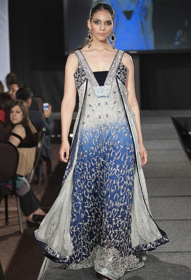 Arab Models Wear Beautiful Dresses | Ladies Mails