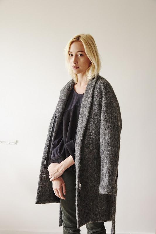 Manteau laine Coatpeople