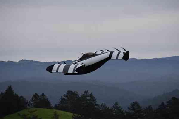Mobil Terbang The BlackFly