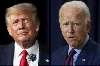 مناظرة الرئيس ترمب و منافسه جو بايدن