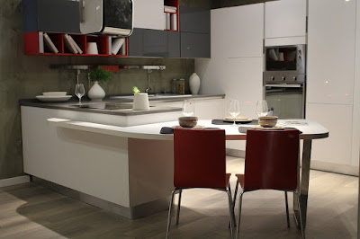 cucina moderna-stile moderno