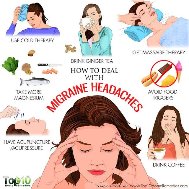 How to Treat Migraine