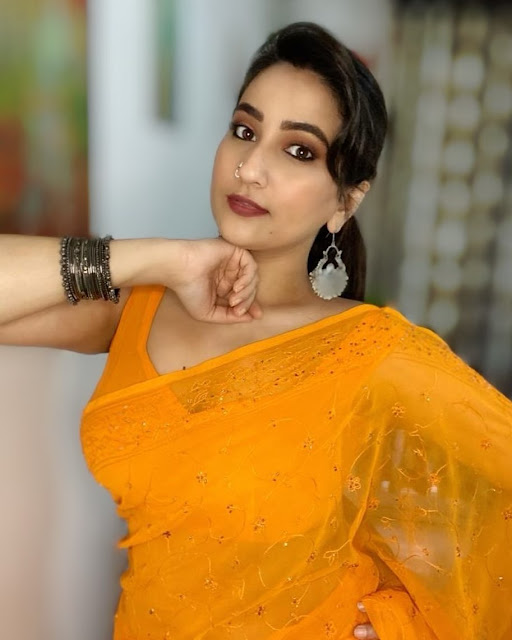 Manjusha (Indian Actress) Wiki, Biography, Age, Height, Family, Career, Awards, and Many More