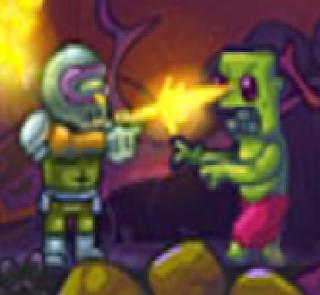 Zombotron zombi gezegeni oyunu