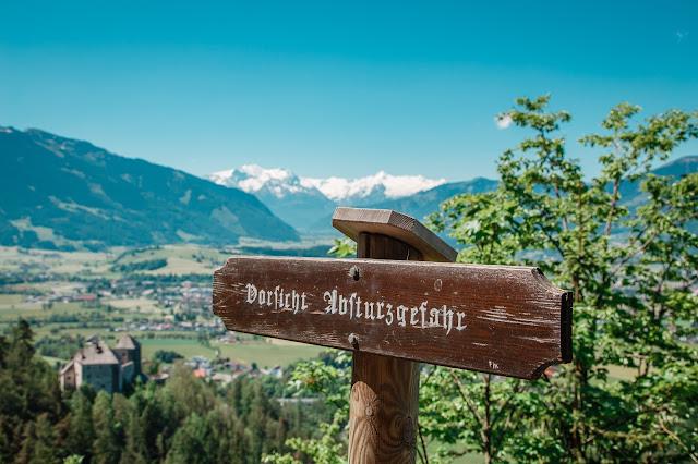 Wanderung zur Einsiedelei St. Georg bei Saalfelden  SalzburgerLand 01