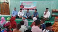 Safari Literasi Ramadhan, RB Salahuddin Al-Ayyubi Santuni Anak Yatim dan Dhuafa