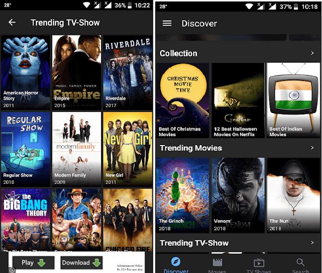 تحميل تطبيق MediaBox HD