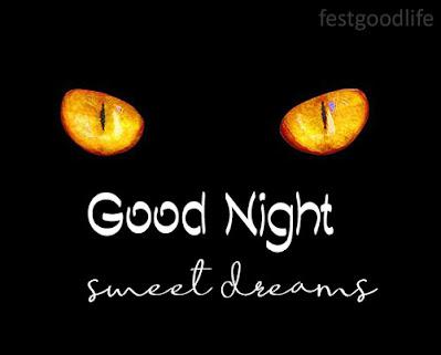 good night GIF animation photos download
