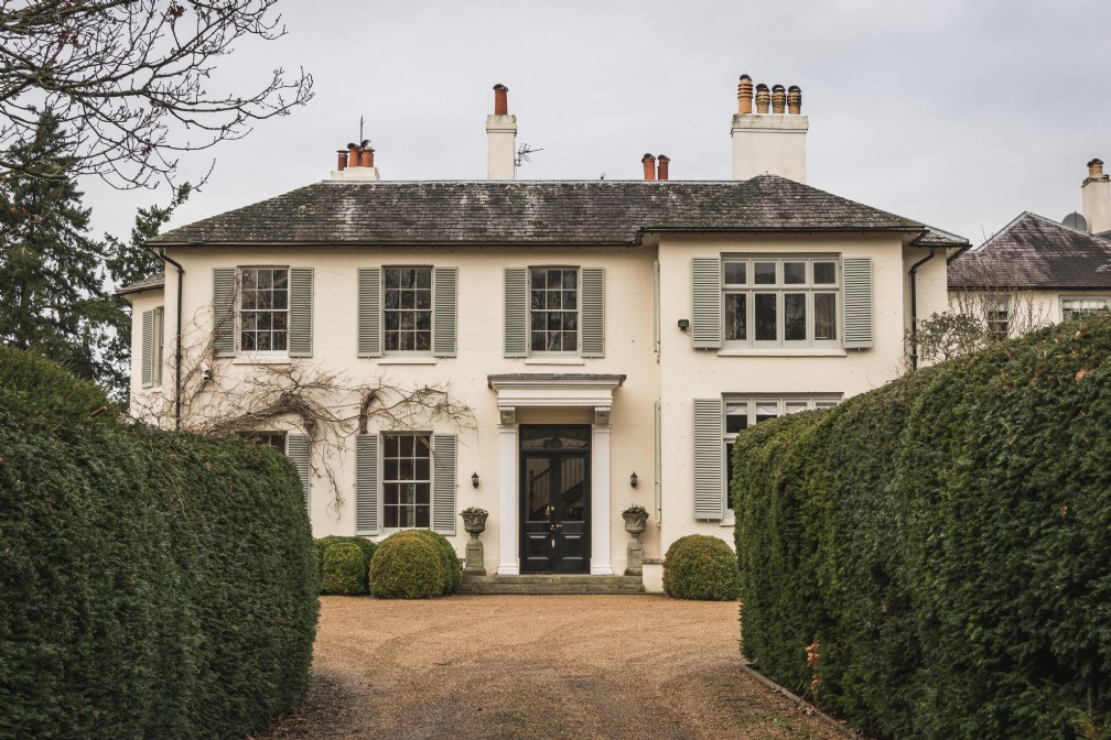 Ariabelle, A West Sussex modern country house