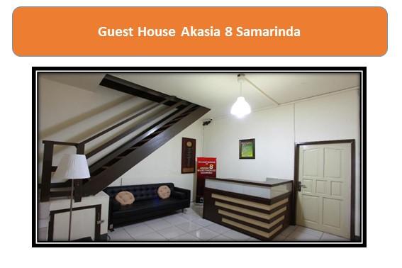 Guest House Akasia 8 Samarinda