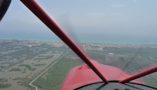 Aeródromo de La Llosa, provincia de Castellón.