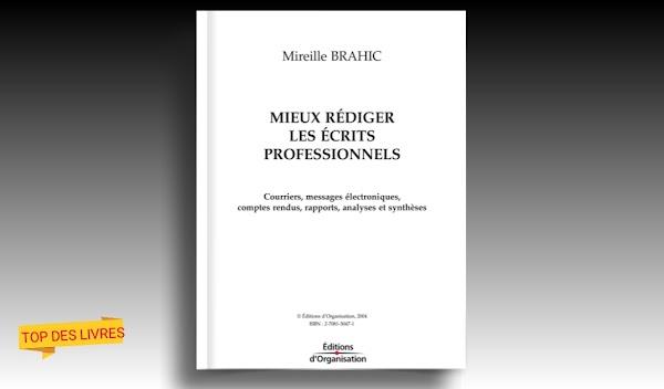 Télécharger : Mieux rédiger les écrits professionnels en pdf