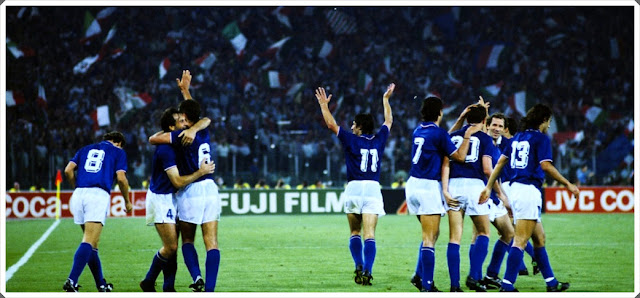 Italy World Cup 1990