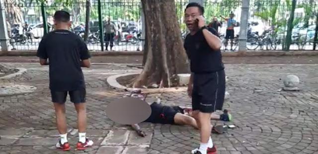 Ini Identitas 2 Anggota TNI Korban Ledakan di Monas