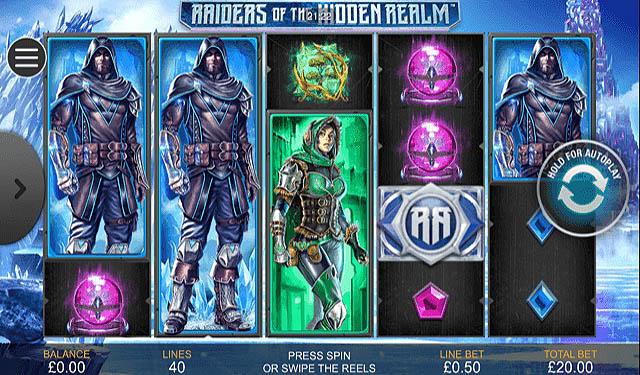 Ulasan Slot Playtech Indonesia - Raiders of the Hidden Realm Slot Online
