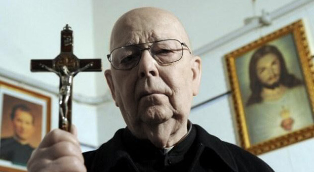 Vaticans Chief Exorcist Warns That Yoga Causes Demonic Possession