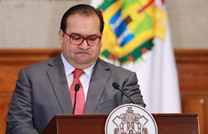 PRI suspende derechos políticos de Javier Duarte