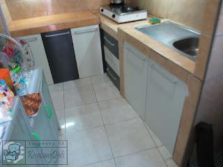 Desain Interior Ruang Dapur