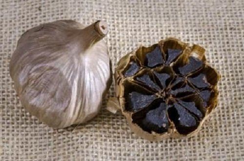 Amazing black garlic benefits