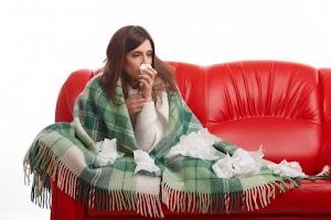 ماذا تتناول (أوتشرب) إذا أصبت بالانفلونزا ؟